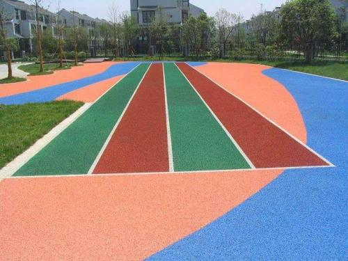 嵊泗幼儿园塑胶跑道设计厂家欢迎您¥