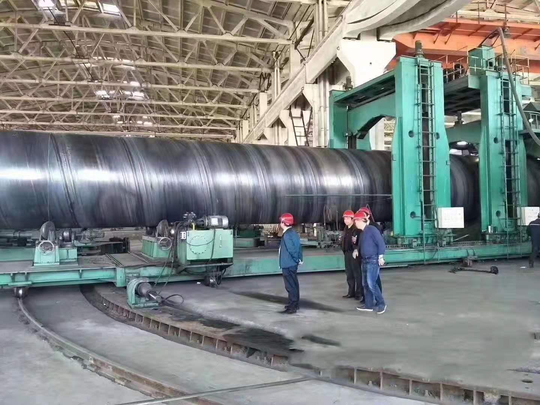325螺旋钢管重量