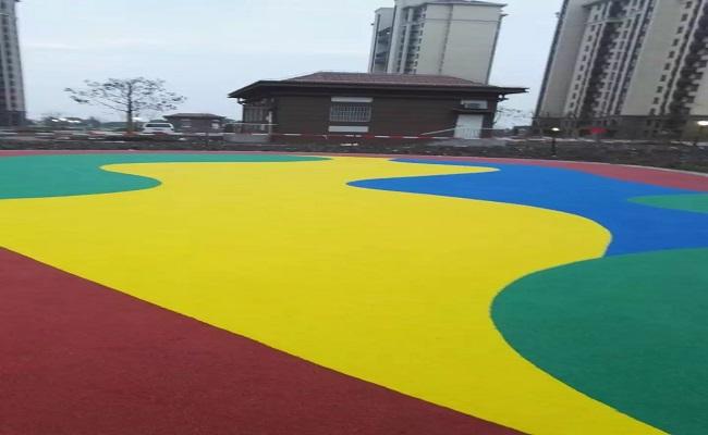 绍兴塑胶篮球场厂家直销优质服务
