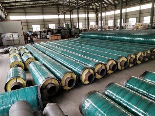 钢套钢蒸汽复合保温钢管公司山东