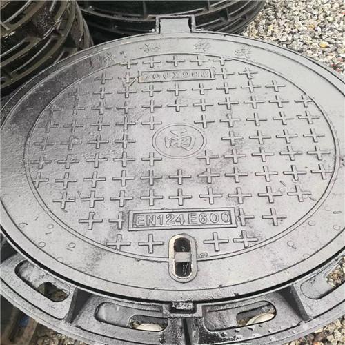 潍坊700*700球墨铸铁井盖价格