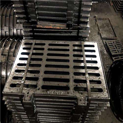 球墨鑄鐵污水井蓋【寶雞】B125球墨鑄鐵井蓋