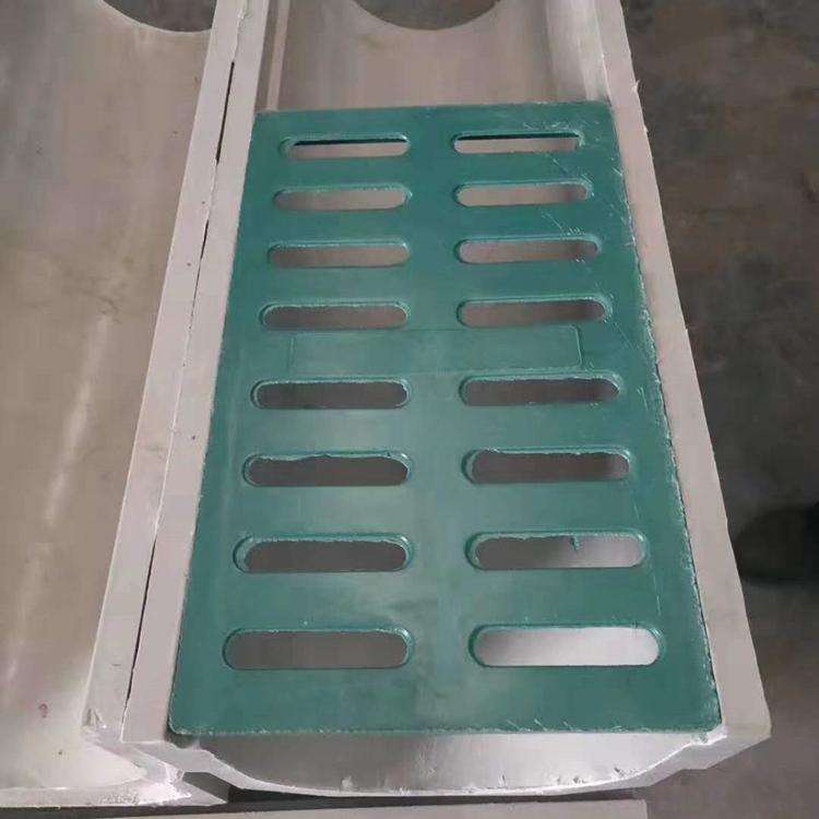 曲靖市树脂复合成品排水槽U100-100现货多