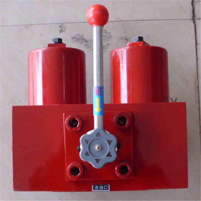 黎明液压SRFB-160×20F-Y双筒回油过滤器