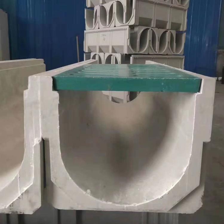铜仁德江SMC成品线性排水沟U100-100那里有厂家
