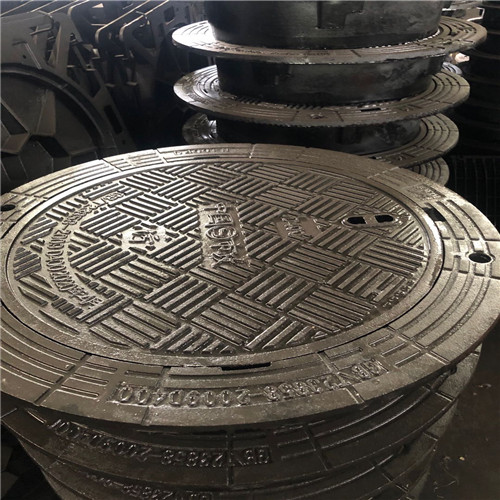 青岛-球墨铸铁电力井盖价格