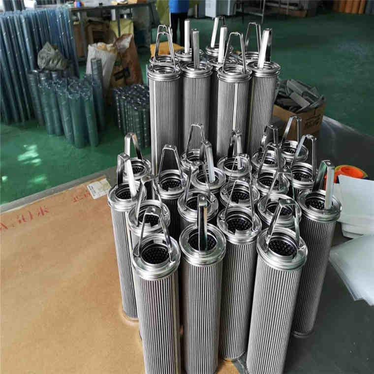 黎明液压QU-H250X20DFP倒装法兰式高压滤油器
