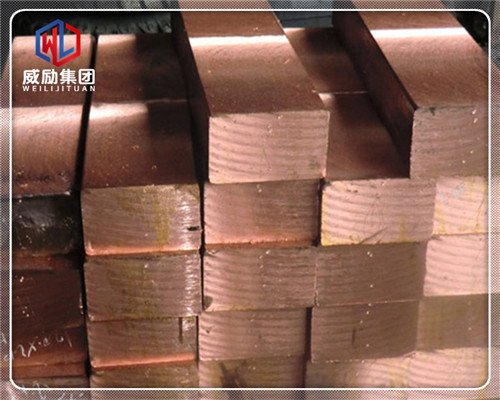QBe1.7铍铜退火工艺QBe1.7铍铜热扩大口径无缝钢管