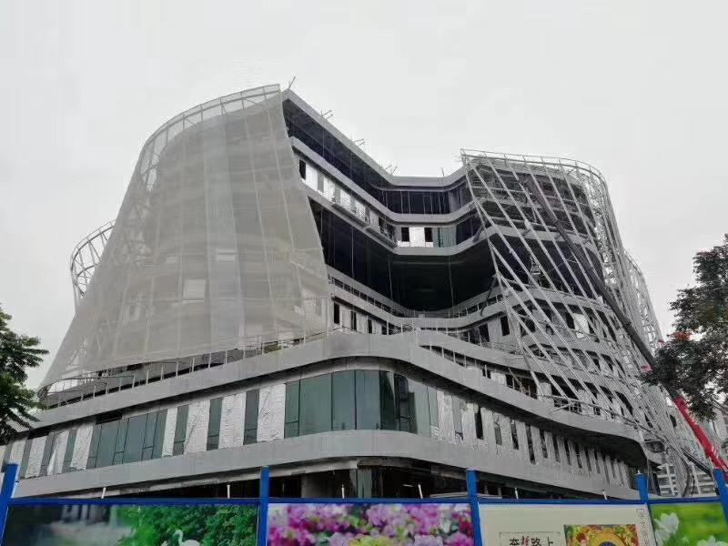 玉林玉东雕花镂空铝板街道改造装饰厂家直销