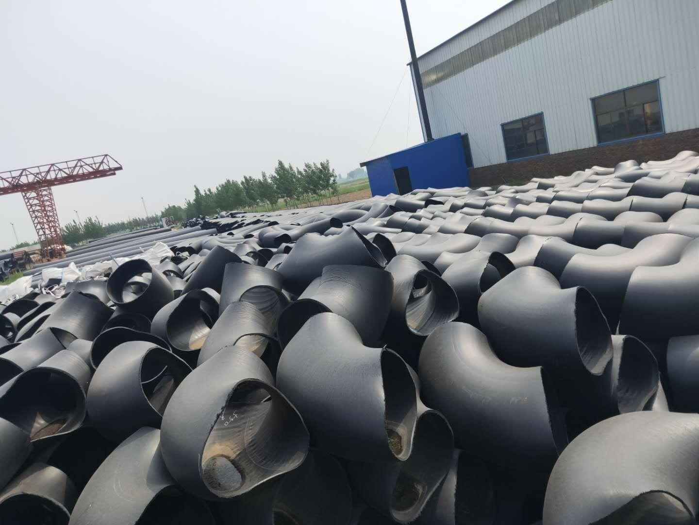 徐州鼓楼一次成型保温弯头批发——亿健管道