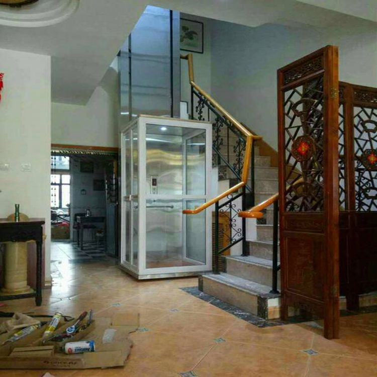 歙县家用电梯高度-无地坑家用电梯多少钱