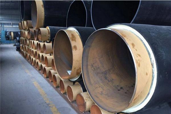 预制直埋保温螺旋钢管一米价格生产中的特性