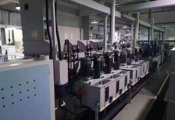 东莞市洪梅镇电镀厂设备回收厂家