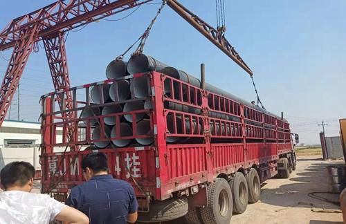 金普新区金州新区污水处理用DN1200内壁水泥砂浆钢管诚信厂家