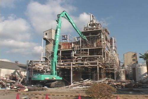 佛山三水拆除大型石油罐厂家欢迎您
