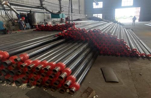 供暖输送用聚氨酯保温管厂家报价