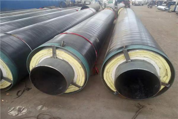 蒸汽管道用钢套钢预制保温管林州市厂家联系方式(管道)