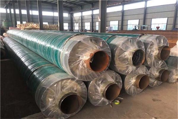 钢套钢硅酸铝复合保温钢管汤阴县怎么卖(管道)
