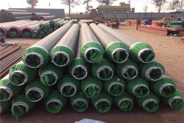 国标377钢套管蒸汽直埋保温管价格实惠厂家/【郏县】