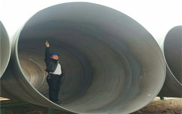 地埋供水管网防腐钢管价格单厂家西华
