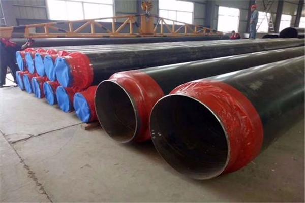 武陵区旧小区改造用聚氨酯直埋保温管大型厂家