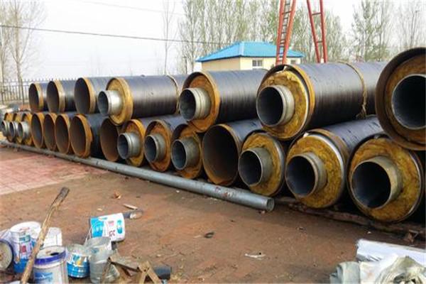 219預制鋼套鋼保溫管大型廠家霸州市