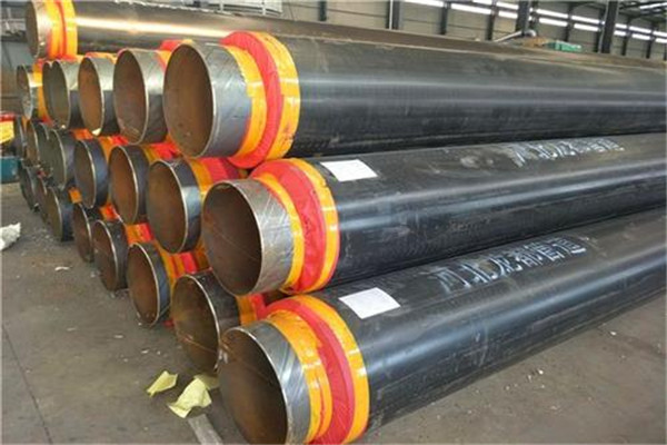 蒸汽管线岩棉保温钢管厂家低价合阳县