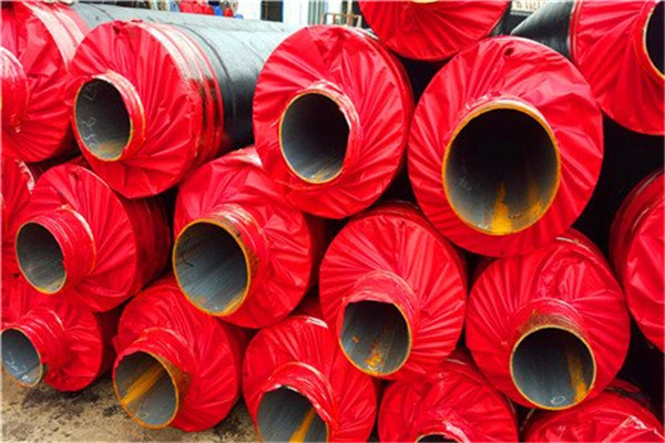 直径76钢套钢蒸汽保温管绥德县供应工厂(管道)