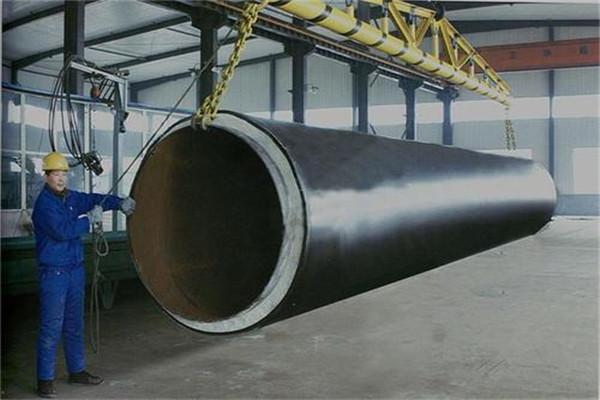 硅酸钙聚氨酯发泡保温钢管无为县厂家加工(管道)