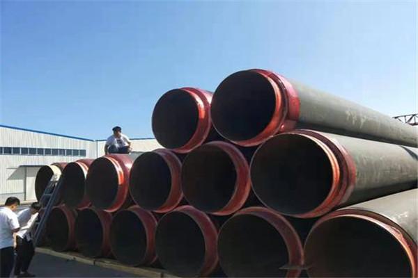 【预制直埋钢套钢保温管北林区一定做防腐厂家