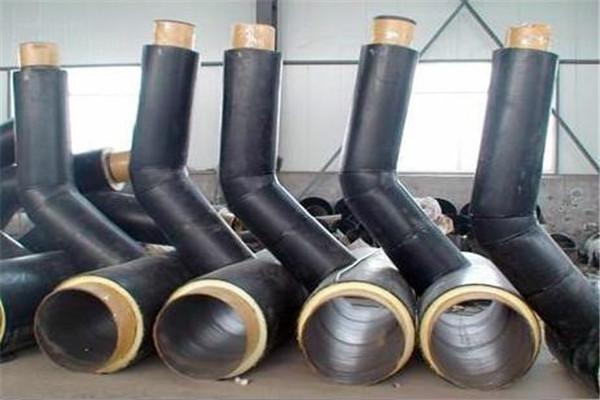 直埋供热水聚氨酯保温管一吨价格★衢山岛