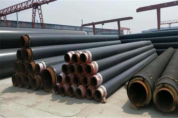 预制钢套钢蒸汽复合保温钢管报1米价格泉港区