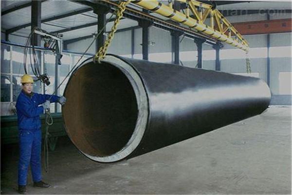 DN200化工用钢套钢保温管来厂家详解爱辉区