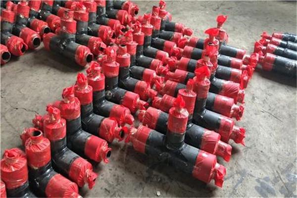 供暖用250*7聚氨酯发泡保温管多少钱一米★原市