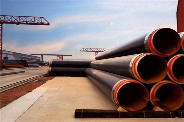 直埋蒸汽钢套钢保温钢管来厂家详解萧县