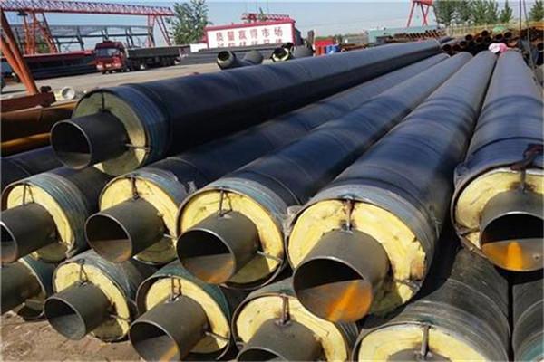 :426x6钢套钢蒸汽保温管胶南Q多少钱一吨
