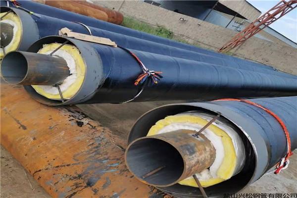 蒸汽保温钢管专业生产厂家永城市