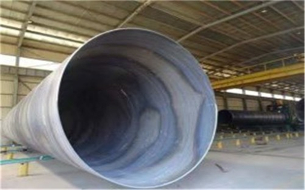 供水用防腐螺旋钢管分析价格普兰店