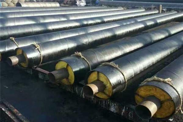 钢套钢热力保温焊管工期短发货快★张家港市