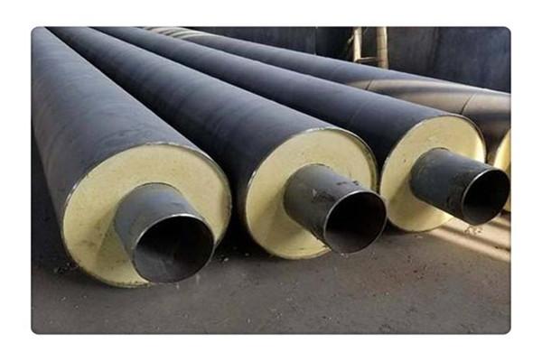 钢套钢硅酸钙蒸汽保温钢管生产厂家/【汤阴县】