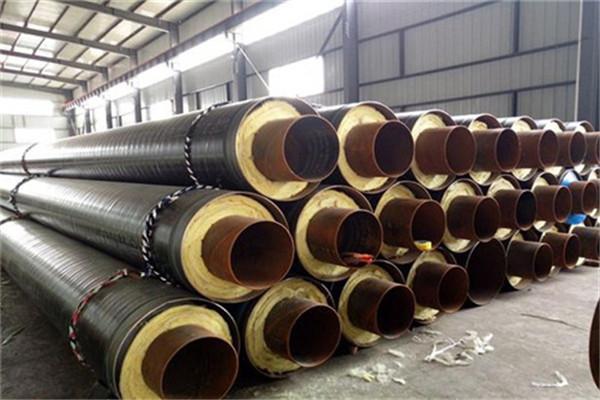 蒸汽输送用钢套钢保温管生产厂家优惠/【永兴县】