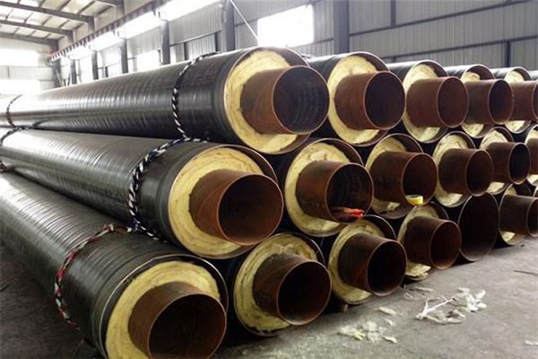 硅酸钙聚氨酯发泡保温钢管历城区多少钱壹吨(管道)