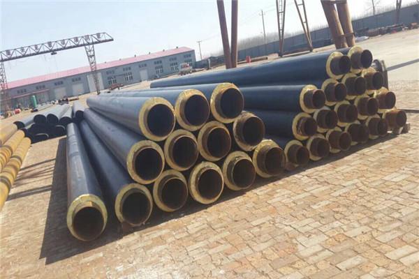 耐高温钢套钢蒸汽保温钢管厂家可定制/【白水县】