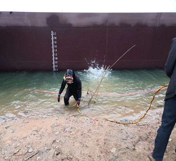 东莞市蛙人打捞队——为您应急处理