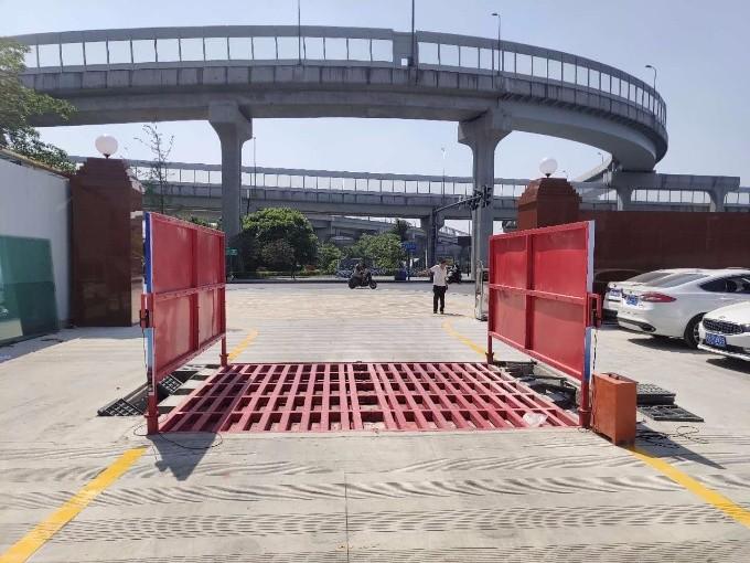 吉林省工程洗轮机介绍FTD