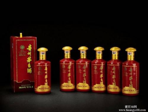 重庆回收2014年和鸽茅台酒价格一览表