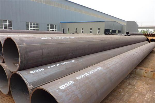 镇县:明装供排水管线用焊接钢管多少钱壹米(管道)