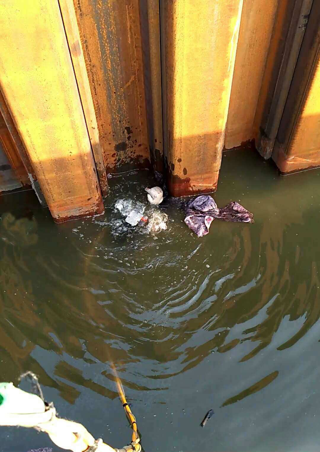临安水下管道堵漏-水下注浆全新服务