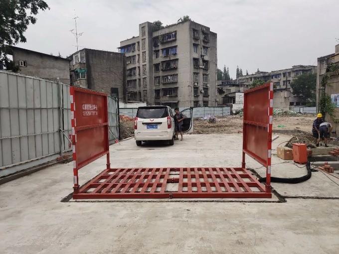 今日快讯:利通区工地立体冲洗设备报道