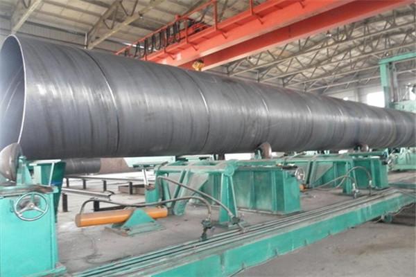 古塔区日照大口径输水用螺旋钢管一吨价格